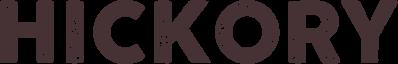 HICKORY Retina Logo