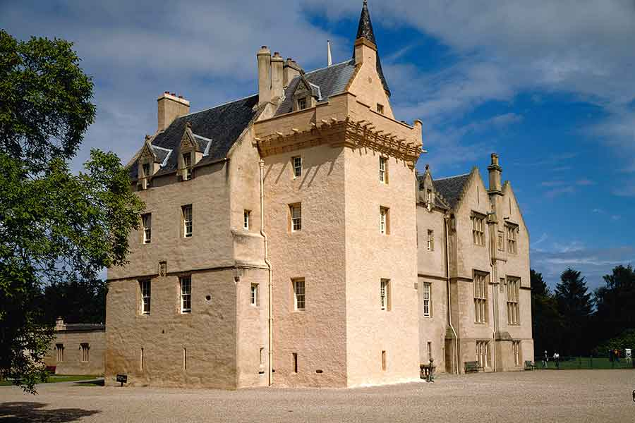 brodie castle venue