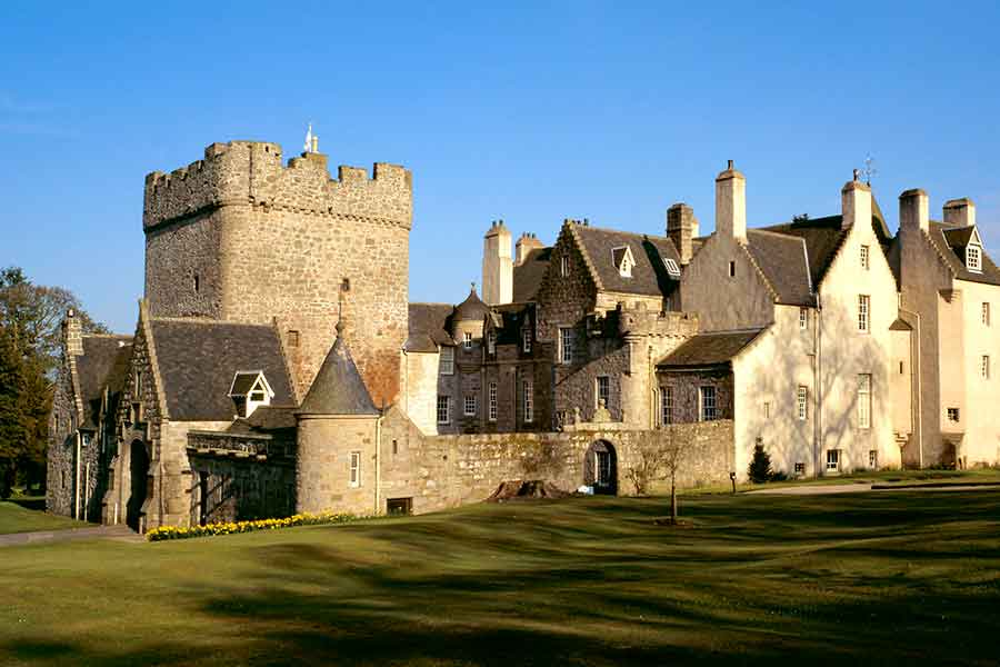 drum castle wedding venue