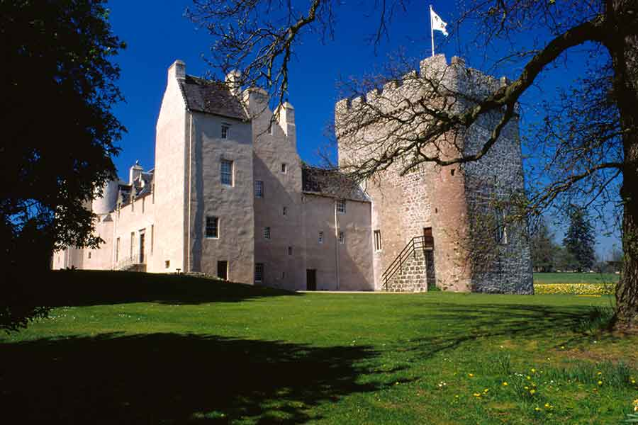 drum castle venue