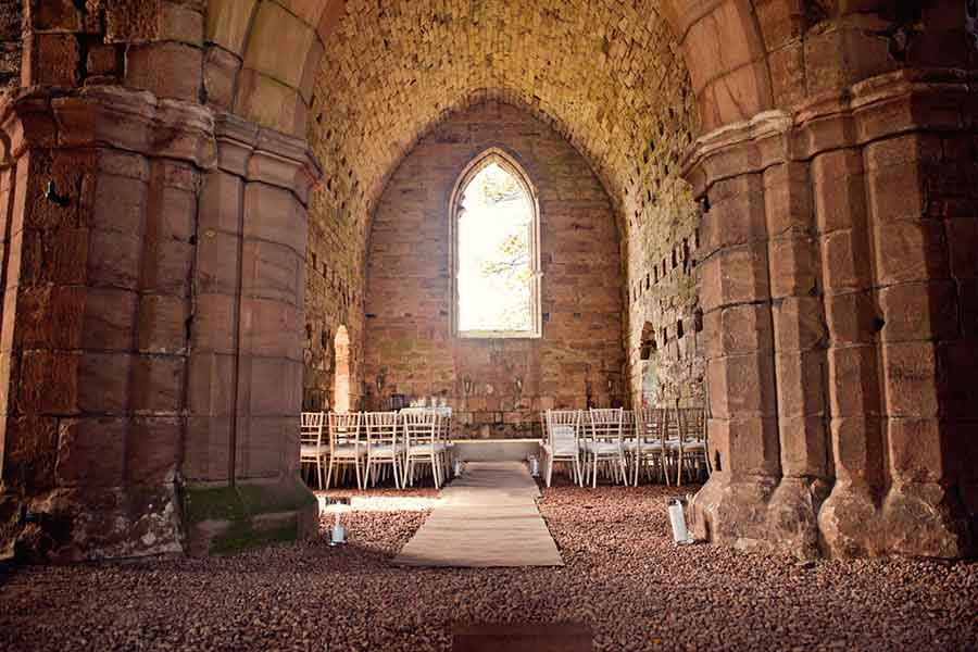dunglass wedding chapel