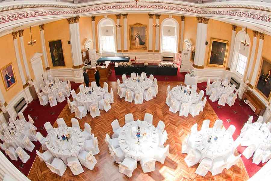 merchants hall wedding