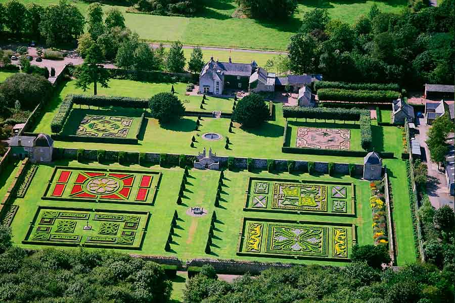 pitmedden wedding venue scotland
