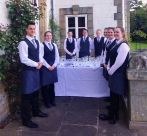 hickory bar waiting staff