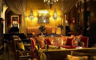 Borthwick Castle Sitting Room