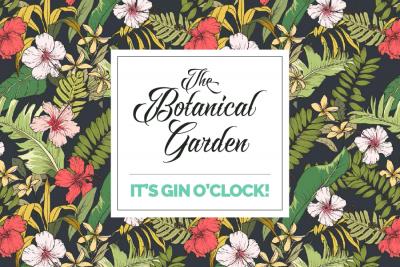Botanical Garden Hickory Bars