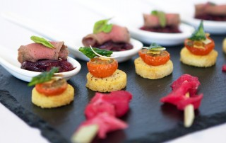 Christmas Party Canapés