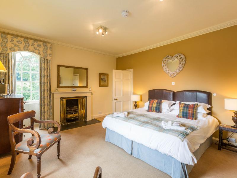 Carphin House internal bedroom